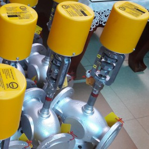 Van điều khiển dầu DN65